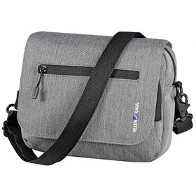 KlickFix Smart Bag Touch Handlebar Bag grey